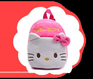 Рюкзак для ребенка Китти белая