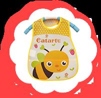 Слюнявчик Пчела