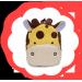 Детский рюкзак Жираф