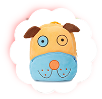 Детский рюкзак Пёсик