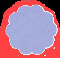 Накидка для грудного кормления Голубой