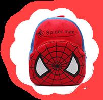 Рюкзак для ребенка Человек-паук