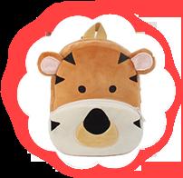 Детский рюкзак Тигра