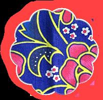 Мешочек для фартука Праздник цветов