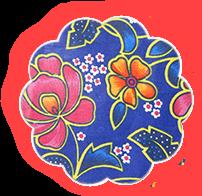 Накидка для грудного кормления Праздник цветов